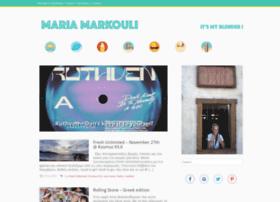 mariamarkouli.blogspot.com