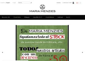 mariamenzies.com