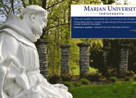 marian.campuslabs.com