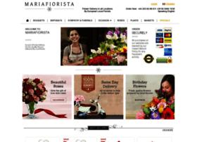 mariasflorist.com
