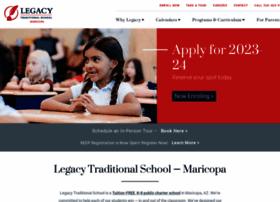 maricopa.legacytraditional.org