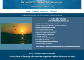 mariculturetechnology.com