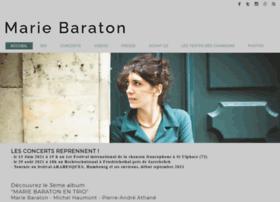 marie-baraton.com