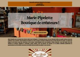 marie-pipelette.com