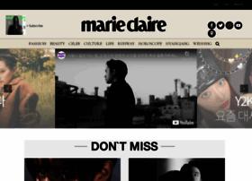 marieclairekorea.com