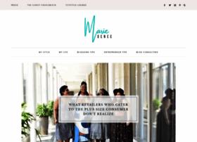 mariedenee.com