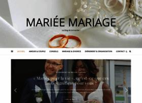 mariee-mariage.fr