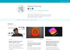 marieflounoy.contently.com