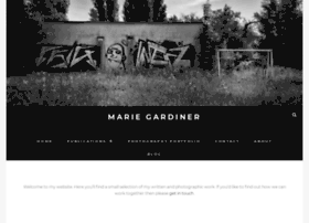 mariegardiner.co.uk