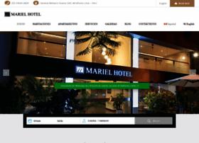 mariel-hotel.com