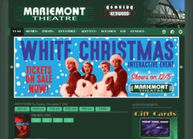 mariemonttheatre.com
