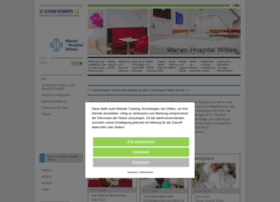 marien-hospital-witten.de