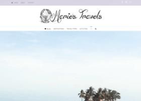 mariestravels.com