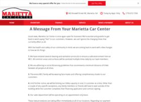 mariettacarcenter.com