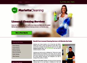 mariettacleaning.com