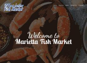 mariettafishmarket.net