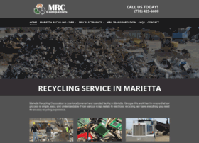 mariettarecycle.com