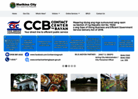 marikina.gov.ph