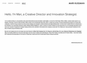 marikussman.com
