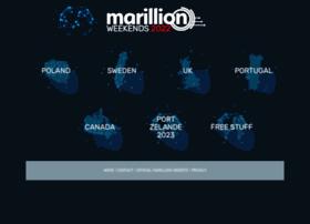 marillionweekend.com