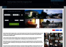 Marina-congress-hall.hotel-rez.com