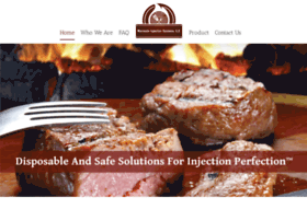 marinadeinjectionsystems.com