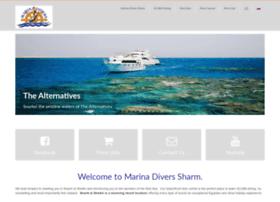 marinadiverssharm.com