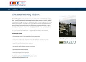 marinarealtyadvisors.com