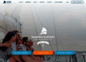 marinasailing.com