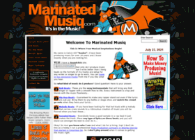 marinatedmusiq.com