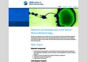 marine-biotechnologie.de