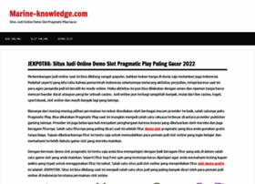 marine-knowledge.com