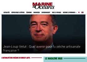 marine-oceans.com