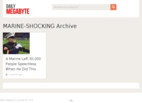 marine-shocking.dailymegabyte.com