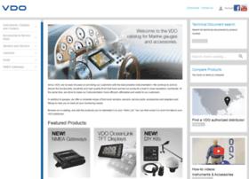 marine.vdo-gauges.com
