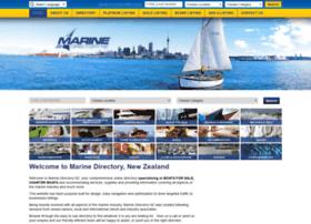 marinedirectorynz.com