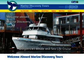 marinediscoverytours.com