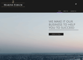 marineforum.co.uk