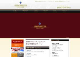marinehotel-sinkan.jp