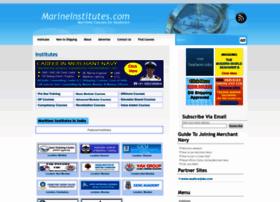 marineinstitutes.com