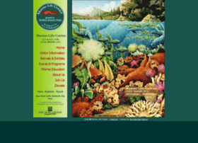 marinelifecenter.org