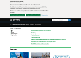 marinemanagement.org.uk