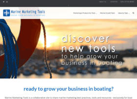 marinemarketingtools.com