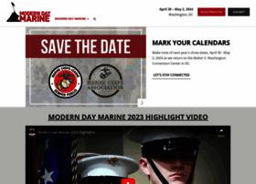 marinemilitaryexpos.com
