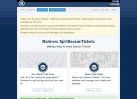 mariners.splitseasontickets.com