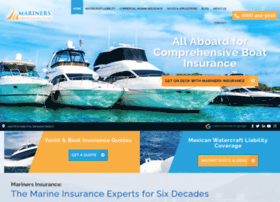 marinersinsurance.com