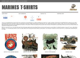 marines-tshirts.com