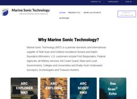 marinesonic.com