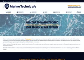 marinetechnic.com