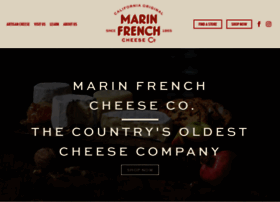 marinfrenchcheese.com